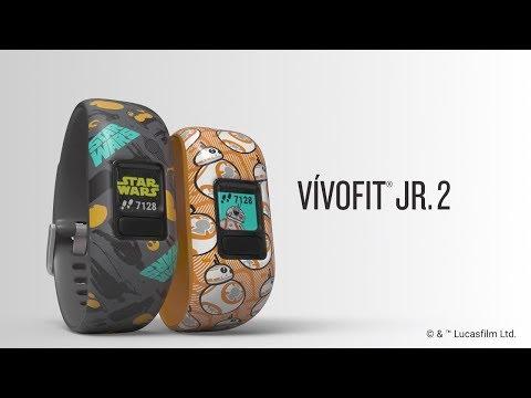 Garmin vívofit jr. 2: Star Wars Themed Activity Tracker