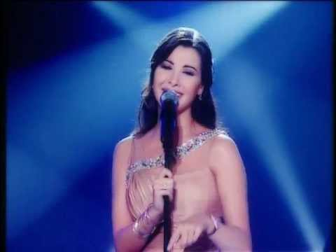 Nancy Ajram Mestaniak Live نانسي عجرم مستنياك
