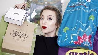 Kozmetik Alışverişim | Şubat, Mart 2016 | Chanel, Kiehl