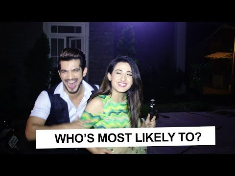 Xxx Mp4 Who 39 S Most Likely To With Alisha Panwar Amp Arjun Bijlani Ishq Mein Marjawan 3gp Sex