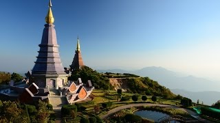Climbing The Biggest Mountain In Thailand