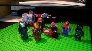 Lego Movie Civil Wer
