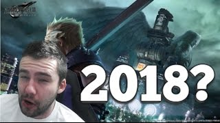 The Final Fantasy VII remake news craze: Is FF7R really coming in 2018?