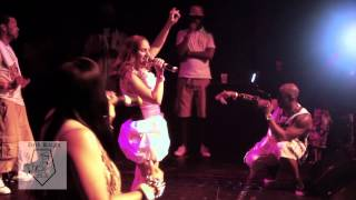 KP & Envyi performing
