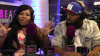 Jordin Sparks Talks New Album (Right Here, Right Now) & More | Black Hollywood Live's The Beat