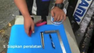 Demo cat waterproof  Elastex nippon paint