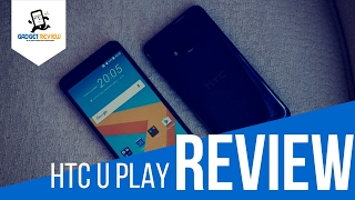 [Hands-on] HTC U Play : This phone feels amazing