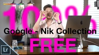 Google Nik Collection Introduction and installation - Part 1 - lightroom Plugin