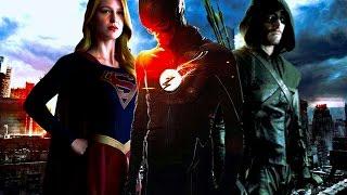 Green Arrow V Flash Dawn of Justice Trailer 2