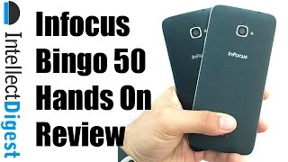 Infocus Bingo 50 Hands On Review | Intellect Digest