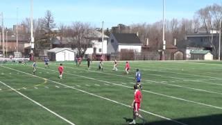 Raphael Rowley - Highlights Futuro vs Pierrefonds Soccer Association
