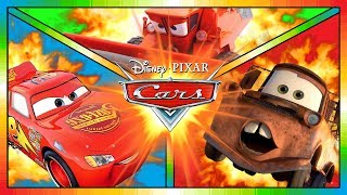 Cars en ESPAÑOL ★★ MINI Cars la pelicula completa ★★ FRANK & TRACTORES ★★ Cars 3 viene en 2017 ☺