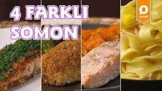 4 Farklı Somon Tarifi - Onedio Yemek - Tek Malzeme Çok Tarif