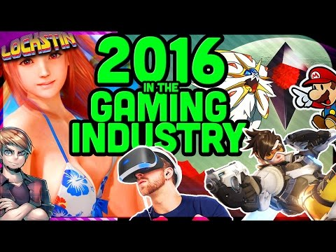 Gaming in 2016 Review The Worst Year Ever Lockstin