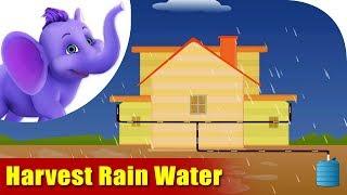 Rain Water Harvesting - Environmental Song in Ultra HD (4K)