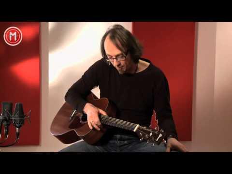 Xxx Mp4 Ibanez AC 240 OPN Gitarre Im Test Auf MusikMachen De 3gp Sex