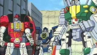 Transformers Robots In Disguise Episodio 33 Maximus Emerge