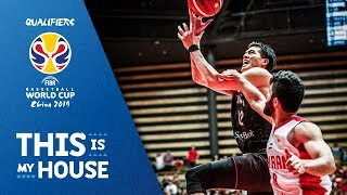 Nike Top 5 Plays - 17 September - 4th Window - FIBA Basketball World Cup 2019 - Asian Qualifiers