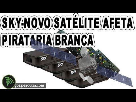 Xxx Mp4 NOVO SATELITE DA SKY Afeta A PIRATARIA BRANCA Na Operadora 3gp Sex