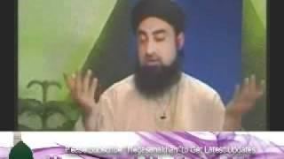 FULL :: Durood Shareef Ki Fazilat By Mufti Muhammad Akmal sahab & Host Junaid Iqbal Qtv