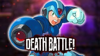 Mega Man X Dashes into DEATH BATTLE!