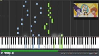 Vocaloid - PoPiPo (Synthesia)