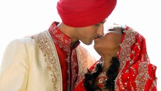 Interracial wedding - Our weddings day - Indian Wedding - Best wedding ever - Mixedrace Couple