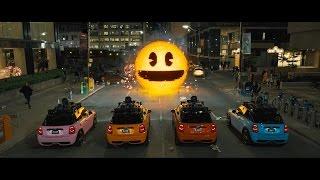 """映画『ピクセル』特別映像""""ArcadeCharacters"""" 2015年9月12日(土)公開"""