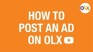 How to post an ad on OLX?