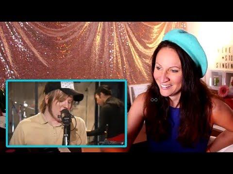 Vocal Coach REACTS to PATRICK STUMP S BEST LIVE VOCALS
