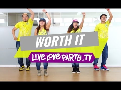 Worth It   Zumba®   Dance Fitness   Live Love Party