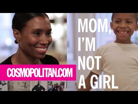 Mom, I'm Not A Girl: Raising a Transgender Child | Cosmopolitan