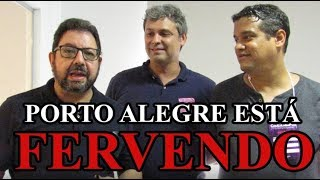 Julgamento de Lula:  Porto Alegre FERVENDO!