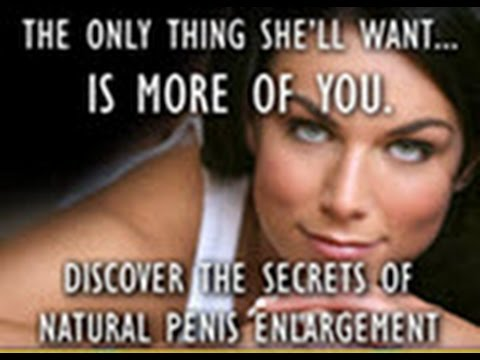 Secrets to Increase Penis Size Revealed - Real Testimonials