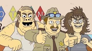 Mr.Pickles - All Breast Milk scenes (EWWW Boobs!)