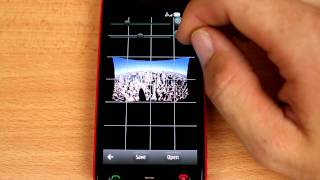 Photo Lens Corrector app (e.g. for GoPro Hero) for Nokia Symbian and Meego