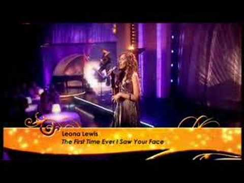 Leona Lewis Bleeding Love and The First Time Live