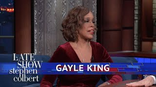 Gayle King Shares Some Of
