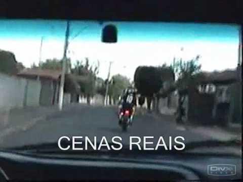 Ocorrência Policial Perseguição a motocicleta por suspeita de tráfico de drogas