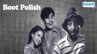 Boot Polish (1954) - Bollywood Movie - Naaz and Ratan Kumar