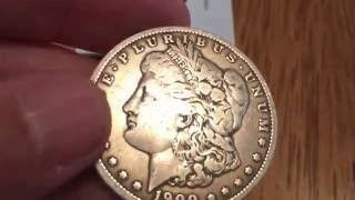 Weekend Buys; Coin Collection Update; Morgan Silver Dollars June 2016