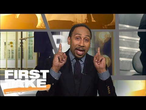 Stephen A. Smith Goes Berserk Defending Nick Saban First Take ESPN