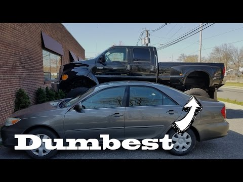 2nd Dumbest Vehicle Ever Made Introducing Stupid Truck