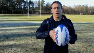 Rugby World Gillette Passing Masterclass
