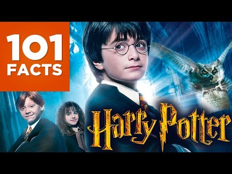 watch 101 Facts About Harry Potter