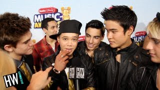 IM5 Gives Fifth Harmony Girls Adorable Message!