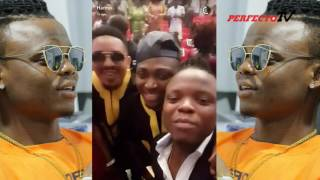 Mcheki Harmonize akijiachia na Mastaa wakubwa Afrika baada ya kuchukua tuzo ya AFRIMMA