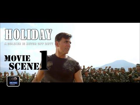 Xxx Mp4 Holiday 2014 Official Movie Scene 1 Akshay Kumar Sonakshi Sinha 3gp Sex