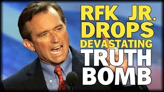 ROBERT KENNEDY JR. JUST DROPPED A TRUTH B0MB THAT WILL SHOCK EVERY AMERICAN