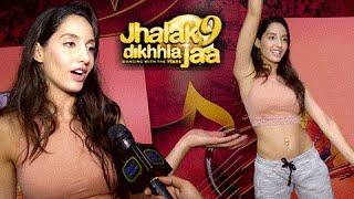 Nora Fatehi Upset About Salman | Jhalak Dikhhla Jaa | Season 9